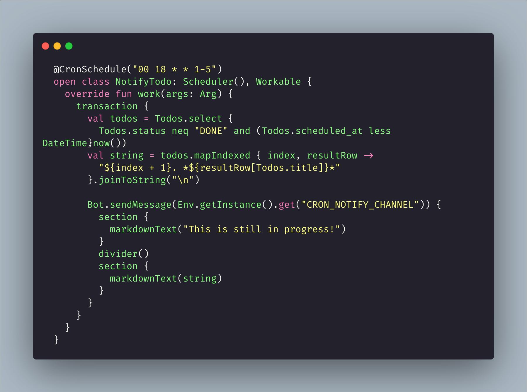 從 Kotlin 當中學到的事:Kotlin DSL 與 Annotation